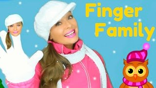 Finger Family Song -  Daddy Finger Nursery Rhymes and Kids Songs for Children and Babies