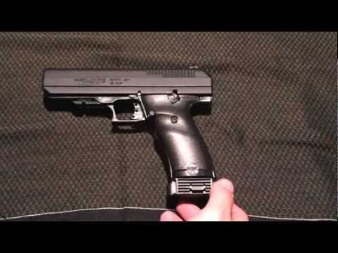 Hi-Point JHP .45 Full Size Pistol - Cheap and accurate