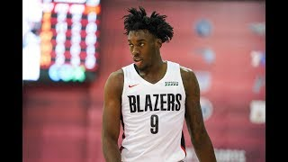 Nassir Little Looks Ready To Make A Leap | Best Highlights From Summer League