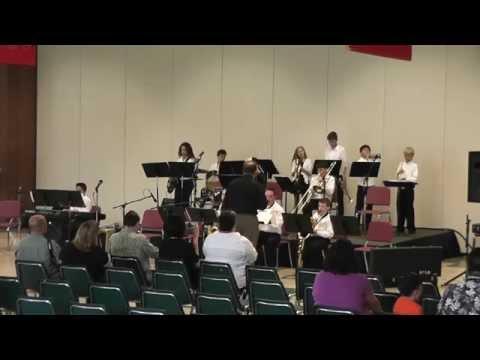 "JHS Middle School Jazz Festival 2014: Sacramento Country Day School ""Backrow Politics"" - 05/19/2014"