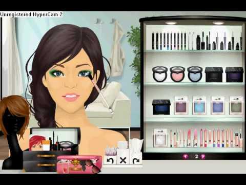 Stardoll Make-up Tutorial For