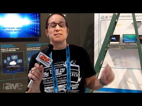 InfoComm 2014: Crestron Discusses its Plans for InfoComm 2014