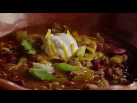 Chili Recipe   How To Make Slow Cooker Chili