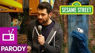 Billy on the Sesame Street