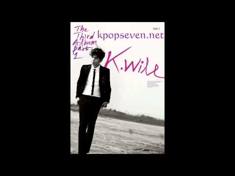 [MP3/DL] K.Will - Please Don't... (The 3rd Album Part.1)
