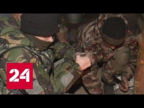 Донбасс. Позиционная война. Специальный репортаж Александра Сладкова