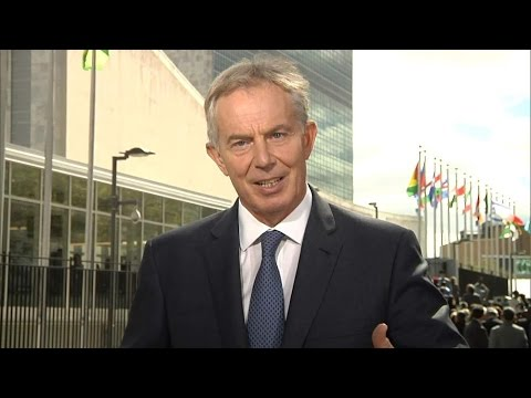 Blair: Radical Islam Is A 'Global Problem'