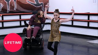 """Dance Moms: GiaNina Worries about Her """"Snooki"""" Solo (Season 8) 