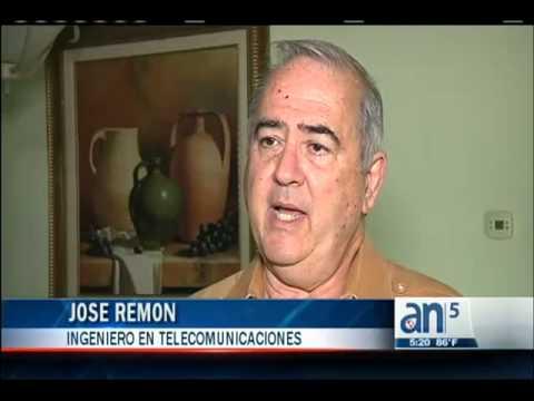 Los celulares en Cuba - América TeVé