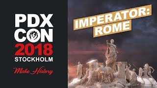Imperator: Rome - Preview with Game Director Johan Andersson