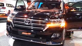 Fully Customize NEW Toyota Land Cruiser 2018