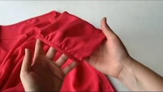 Vælg de rigtige syteknikker, når du vil sy en bluse