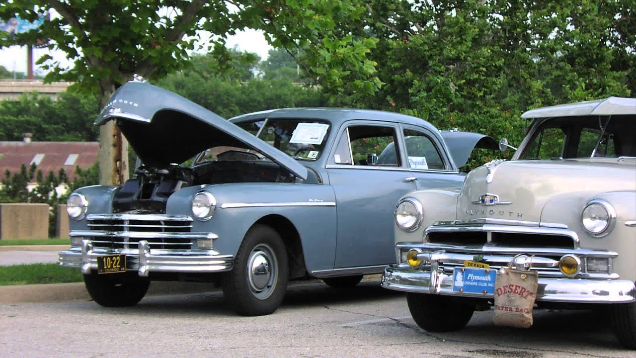 1949 plymouth sedan youtube for 1949 plymouth 4 door