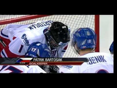 IIHF Ice Hockey U20 World Championship 2013 Russia...Czech Republic-Finland 3-1..All goals!!!