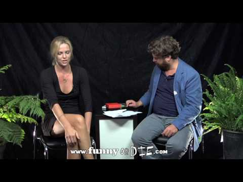 Charlize Theron: Between Two Ferns with Zach Galifianakis