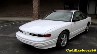 1997 Oldsmobile Cutlass Supreme SL Coupe Start Up, Exhaust, and Full Tour