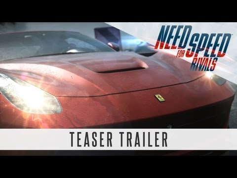 Need for Speed Rivals Teaser Trailer (Official)