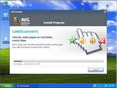 AVG Free 2011 Product Review and Prevention Test