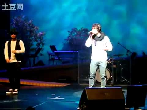 [Fancam] Come Back To Me - Kim Jong Kook & Kang Gary (Leessang)