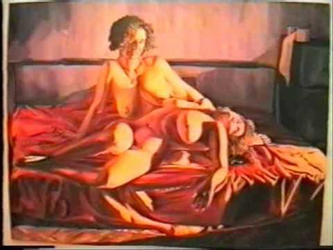 iki kadın resimleri çıplak lezbiyen sanat Video