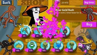 Stick War Legacy Endless Mode | APK: Unlmited Gems - Android GamePlay#8 HD