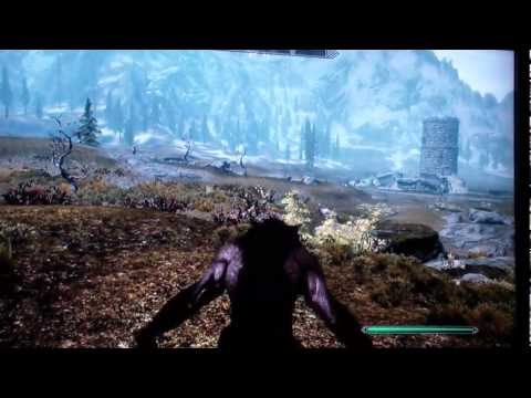 Skyrim Werewolves The Best Reason To Be A Werewolf Is