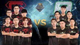 GAMETV vs PROARMY  [Chung Kết] [Ván 3][05.11.2017]
