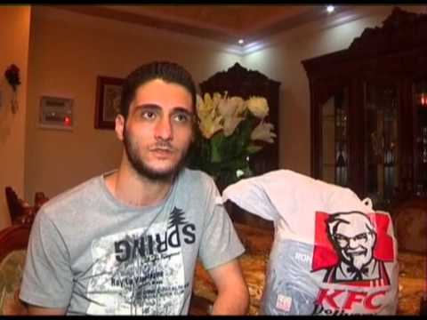        KFC IN GAZA