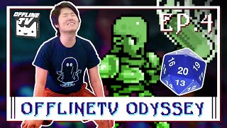 THE FAKE GOBLIN HEAD - OFFLINETV ODYSSEY EP 4 | A DUNGEONS AND DRAGON ADVENTURE