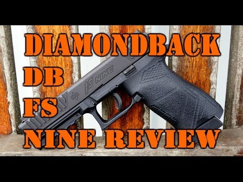 Gun Review: Diamondback DBFS9 - Full Size 9mm DB FS NINE