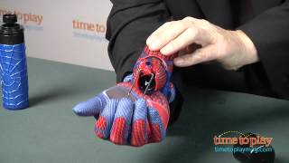 The Amazing Spider-Man Mega Blaster Web Shooter from Hasbro