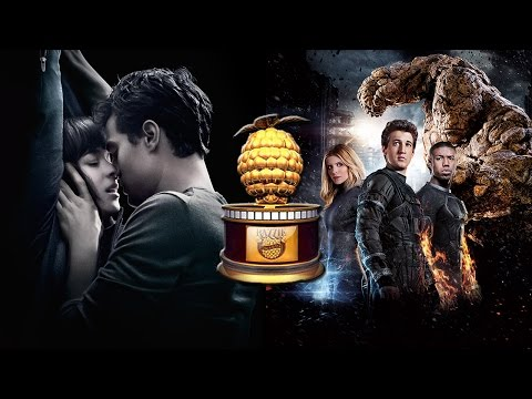 2016 Razzie Award Winners (Losers?) Announced