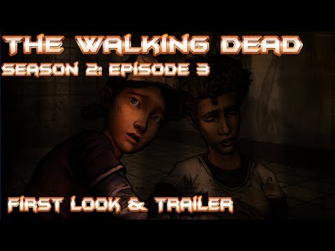 The Walking Dead Game: Season 2 - Episode 3 Official Trailer Break Down