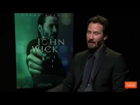 John Wick Interview With Keanu Reeves, David Leitch And Chad Stahelski [HD]