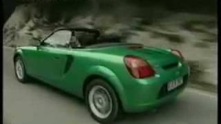 Top Gear - Toyota MR2 Spyder Review