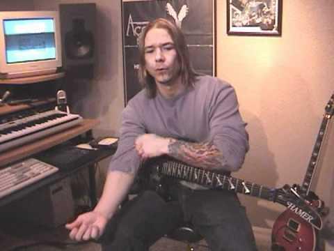Rich Ward [Fozzy] Guitar Lesson - Part 3.mpg