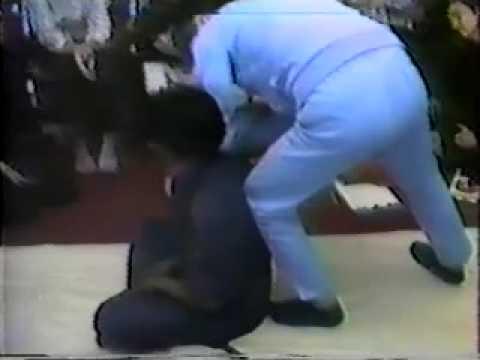 Zen Shiatsu Shizuto Masunaga Video (Part 1of4)