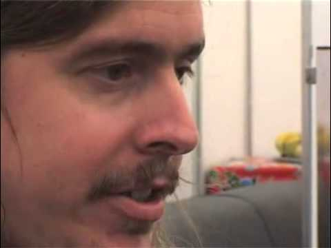 Opeth 2006 interview - Mikael Akerfeldt (part 4)