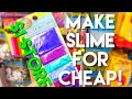 Download SLIME Supply Shopping at the Dollar Store! CHEAP SLIME SUPPLIES in Mp3, Mp4 and 3GP