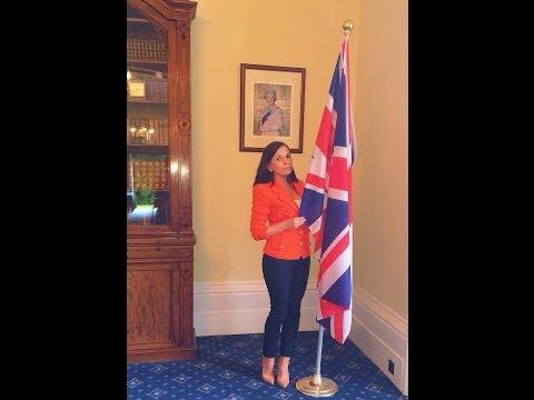 Церемония Получения Британского Гражданства |  Marina Wang