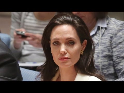 Angelina Jolie Is Adding Another Job To Her Resume: Visiting Professor