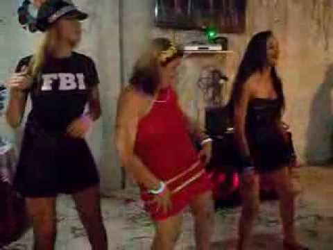 5º Vídeo - Aniversário Da Márcia Rebeque - Baile De Carnaval . video