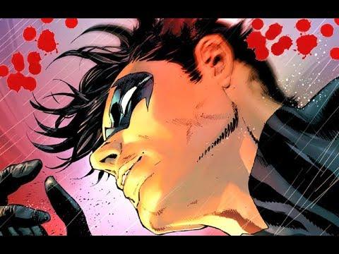 BATMAN : KGBeast Shoots Nightwing