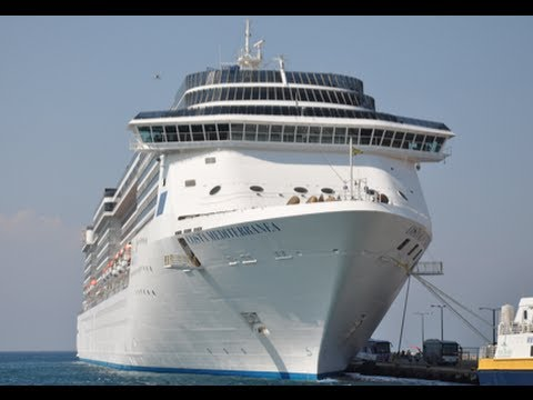 Cruise Ship Review: Costa Mediterranea, Greek Islands - July 2013