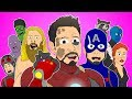 ♪ AVENGERS ENDGAME THE MUSICAL   Animated Parody Song