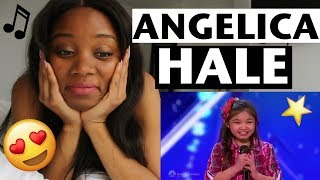 ANGELICA HALE - America's Got Talent 2017 - REACTION