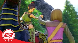 Dragon Quest XI Echoes Of The Elusive Age: Launch Trailer - Square Enix  | EB Games