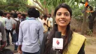 Pannaiyarum Padminiyum - Actress Iyshwarya Rajesh - Pannaiyarum Padminiyum Film | 12th CIFF 2014 Chennai