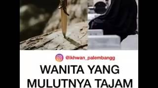 Download Lagu WANITA YANG MULUTNYA TAJAM oleh Ustad Dr. Khalid Basalamah Gratis STAFABAND