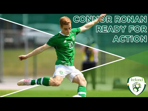 #IRLU21 INTERVIEW | Connor Ronan ready for action against Italy